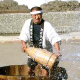 塩の匠・奥能登塩田村「浜士」 登谷 良一 Ryoichi Toya